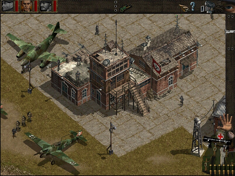 Commandos: beyond the call of duty strategy for windows (1999.