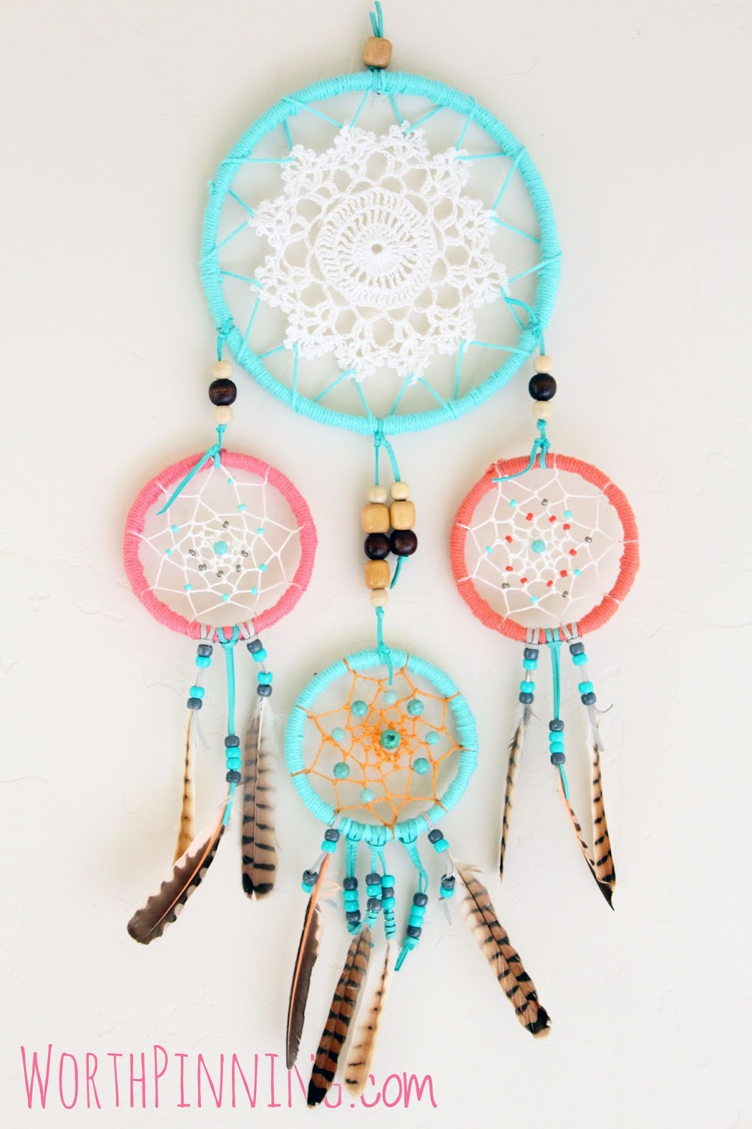 Crafts Dream Catcher Kit Instructions