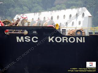 MSC Koroni