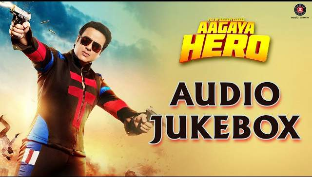 Aa Gaya Hero Movie Audio Jukebox Songs