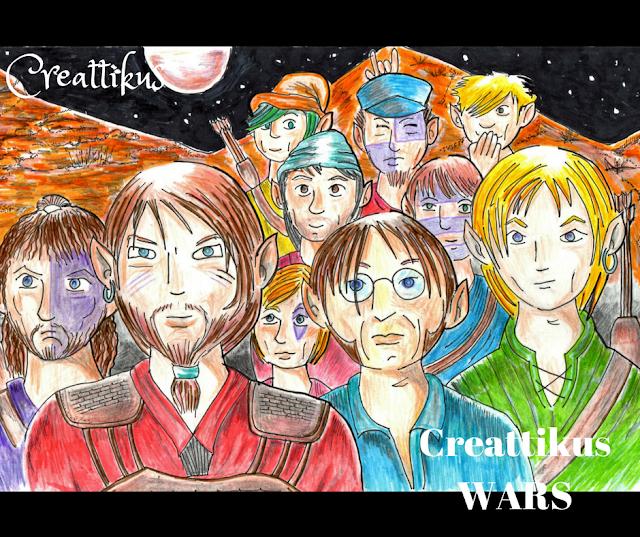 Creattikus-wars