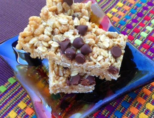 No-Bake Granola Bars From Plant-Powered Families, Review & Giveaway