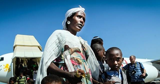 Aliá etíope
