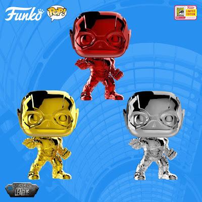 San Diego Comic-Con 2018 Exclusive DC Comics POP! Vinyl Figures by Funko