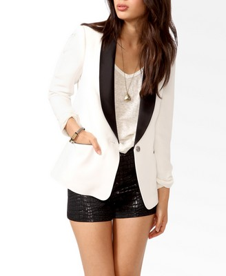 Black blazer with white collar find black blazer womens white blazer with white collar mens white slim fit blazer black blazer with white collar at shopstyle. Shop the latest collection of black blazer with white collar from the most popular stores all in.