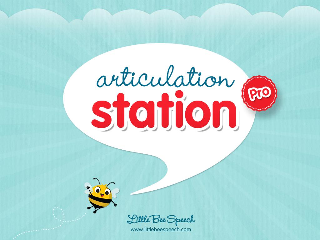 Introducing: Articulation Station Pro! - Speech Time Fun: Speech ...