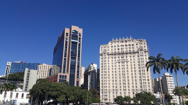 Praça Mauá Edifício Joseph Gire