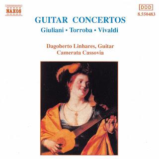 Guitar Concertos:Vivaldi / Giuliani / Torroba