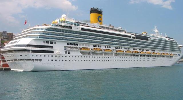 Pier Mauá recebe navios com quase 20 mil turistas nos últimos dias de 2018