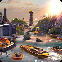 Tải Game Naval Storm TD Hack Full Vàng Cho Android