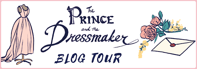 the prince and the dressmaker blog tour