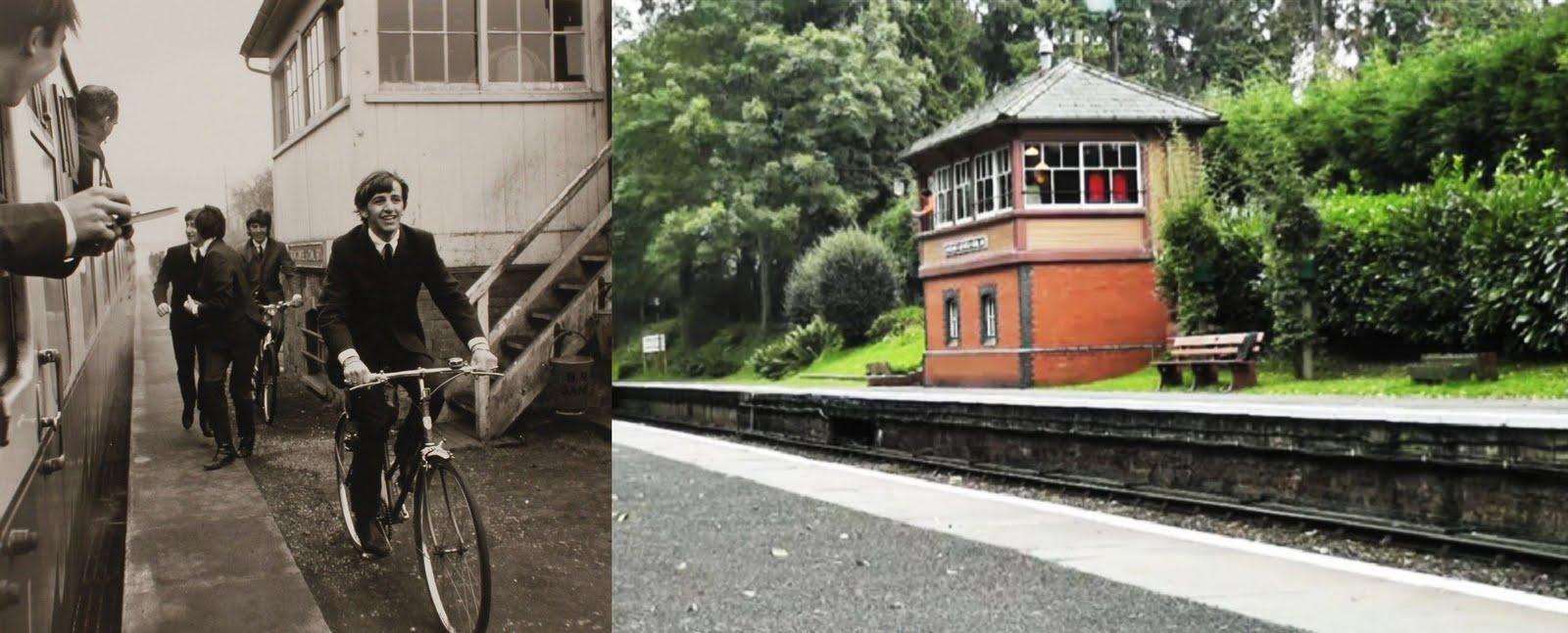 Kenwood Crowcombe Heathfield Rail Station Spherical