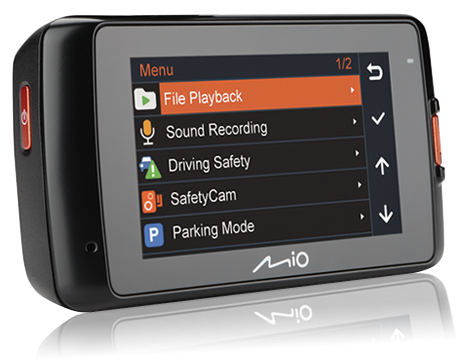 MiVue 618 Dashboard Cam