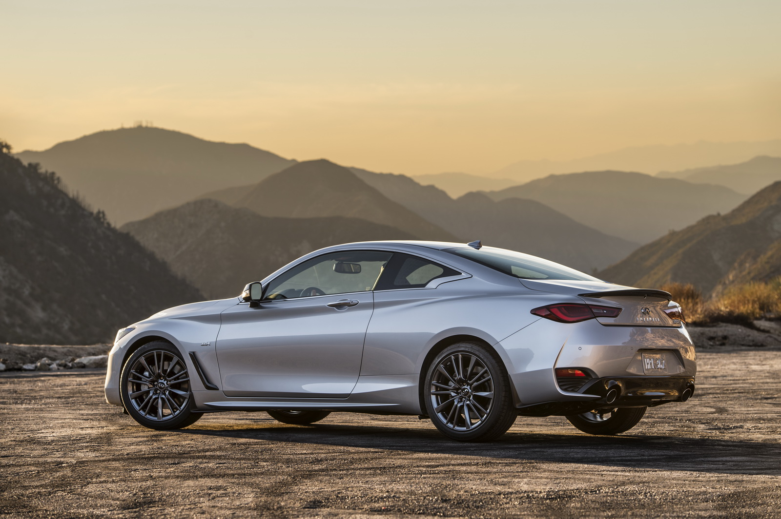 Infiniti Q60 Sport Coupe >> 2017 Infiniti Q60 3.0t Sport Offers 300 HP From $49,205 | Carscoops