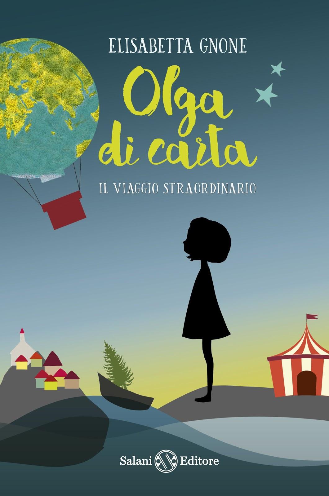 Olga di carta di Elisabetta Gnone