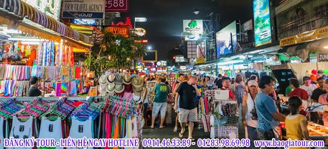 Nếu đăng ký tour du lịch mua sắm Thái Lan thả ga thì cần điều kiện gì ?