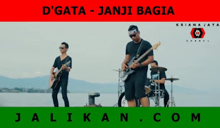 Lirik, Video dan MP3 Lagu Janji Bagia D'Gata