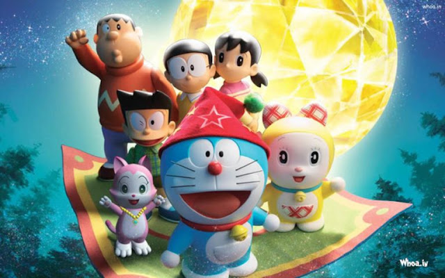 Doraemon 3D HD Wallpapers