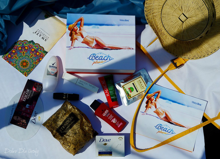 ShinyBox Beach please! - beautybox