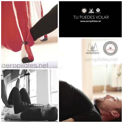 Aero Pilates Ejercicio, cursos