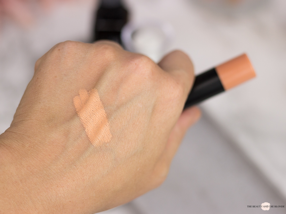 e.l.f. Cosmetics Color Correcting Stick Dark Circles Swatch elf Review