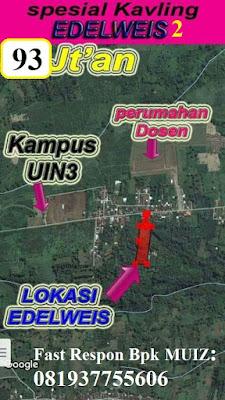 Jual Tanah Kavling Dau Dekat Dengan Kampus 3 UIN Malang