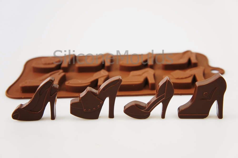 Blog: Chocolate High Heeled Shoes and