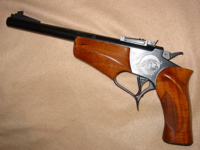 Classic gun review: First generation Thompson Center Contender