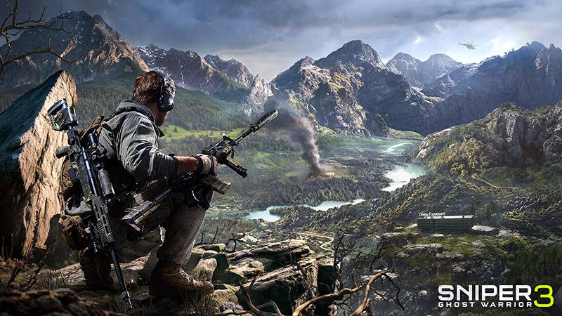 Sniper Ghost Warrior 3 se lanzará finalmente el 25 de abril