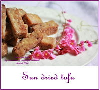 sun dried tofu