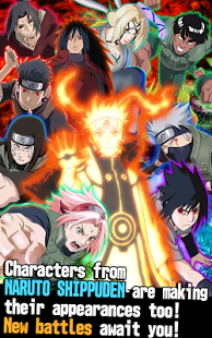 Ultimate Ninja Blazing v2.2.0