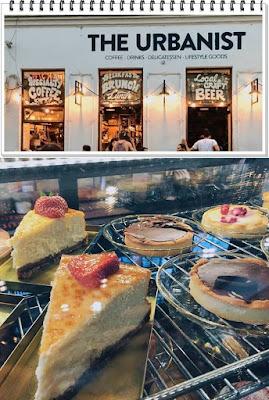 impresii meniu the urbanist cafenea bistrou cu delicatese din bucuresti