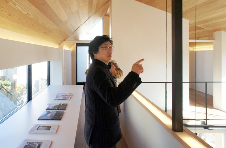 japan-architects.com: 田井勝馬...