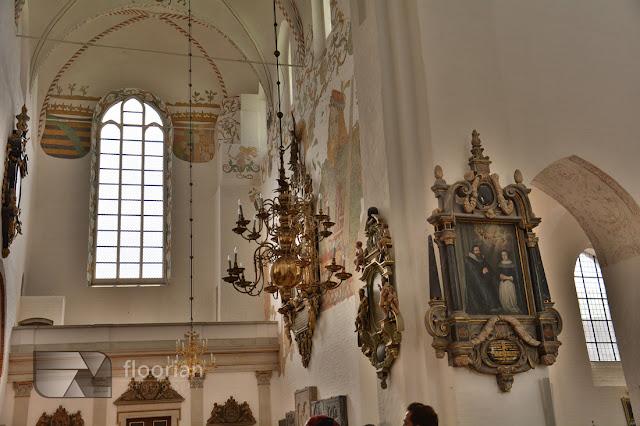 Katedra w Aarhus - atrakcje turystyczna w duńskim Aarhus