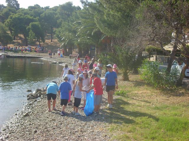 25 χρόνια ανακύκλωση από το Δημοτικό Σχολείο Ερμιόνης