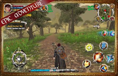 Crimson Warden: Clash of Kingdom Open World 3D Mod Apk v0.07