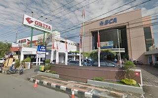 ATM BCA Tarik Tunai dan Setor Tunai SUBANG