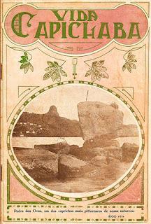Capa da Revista Vida Capichaba n.1.
