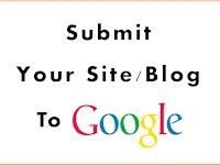 Cara Submit Blog ke Search Engine (Google)