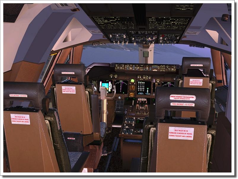 Fs2004 pmdg 747 400