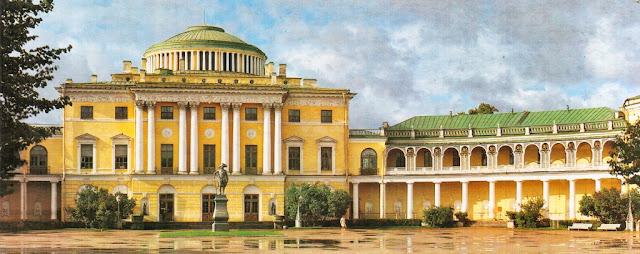 Sankt Petersburg - Fortareaţa Sfinţii Petru şi Pavel - blog FOTO-IDEEA