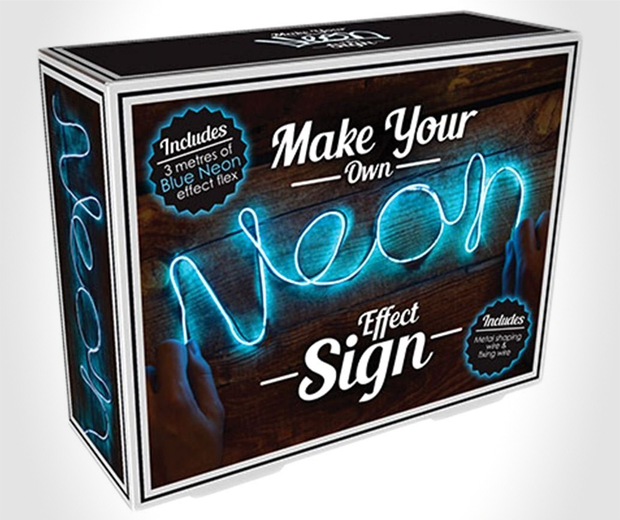 Customisable Neon Sign