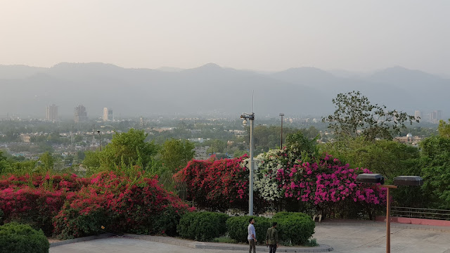 Монумент Пакистан