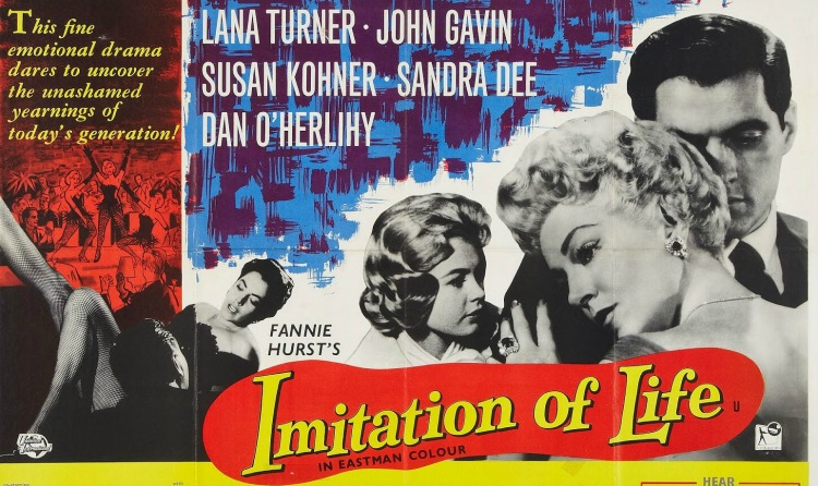 A Vintage Nerd, Movie Madness Monday, Classic Film Blog, Old Hollywood Blog, Imitation of Life