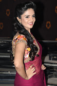 Srimukhi at pelli chupulu audio launch-thumbnail-7