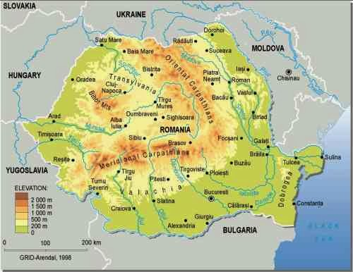 Forum Dambrocean Sageata Buzau Romania Harta Romaniei Online