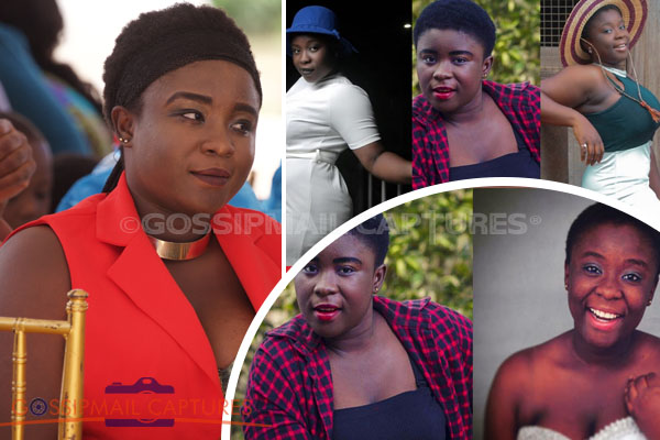 Maame Serwaa Pregnat? - Here's What She Has To Say