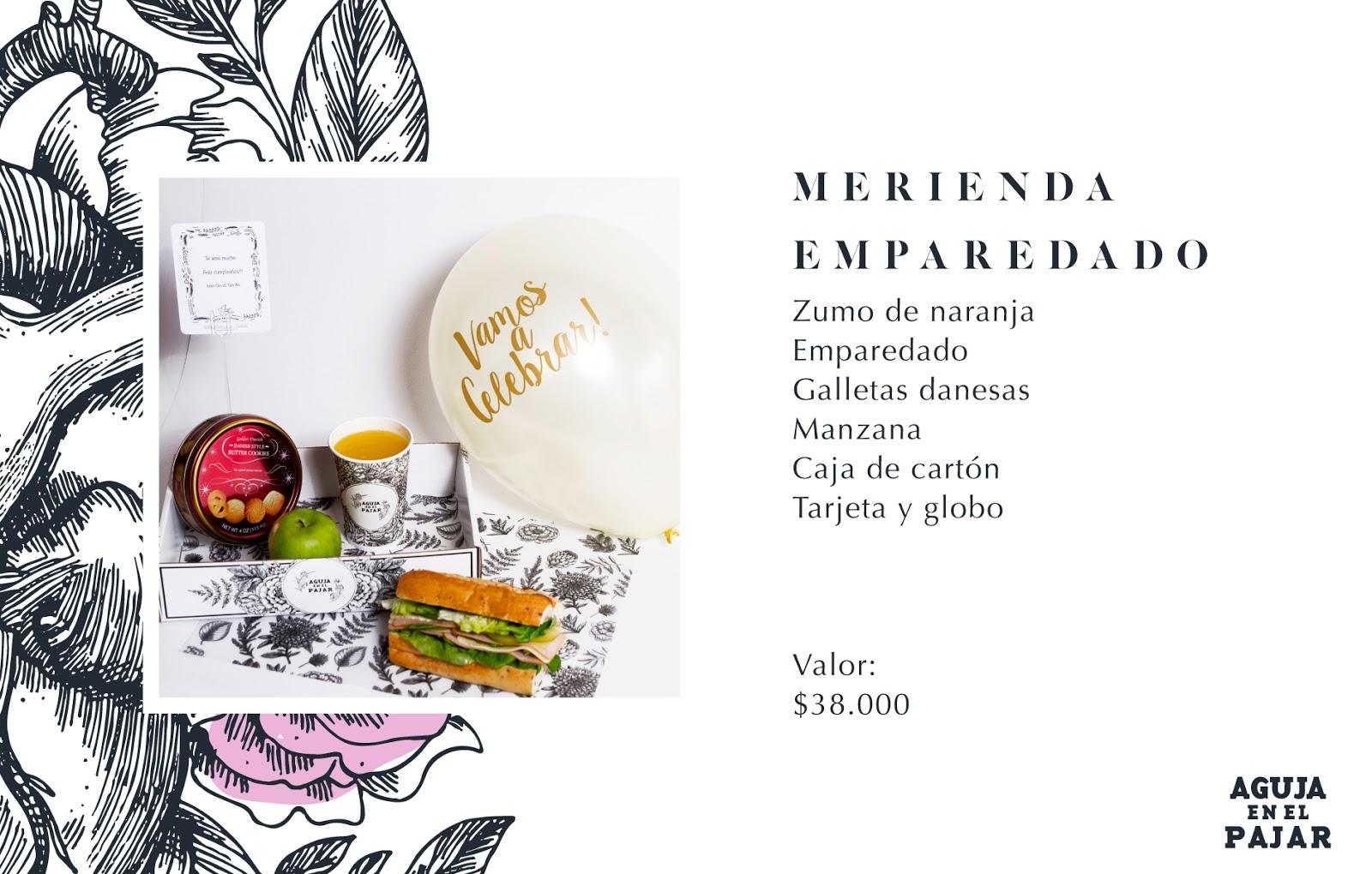 MERIENDA EMPARADEDADO