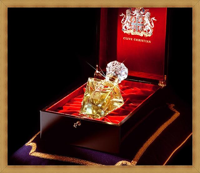 Parfum Clive Christian No. 1 Imperial Majesty loc doi cele mai scumpe parfumuri