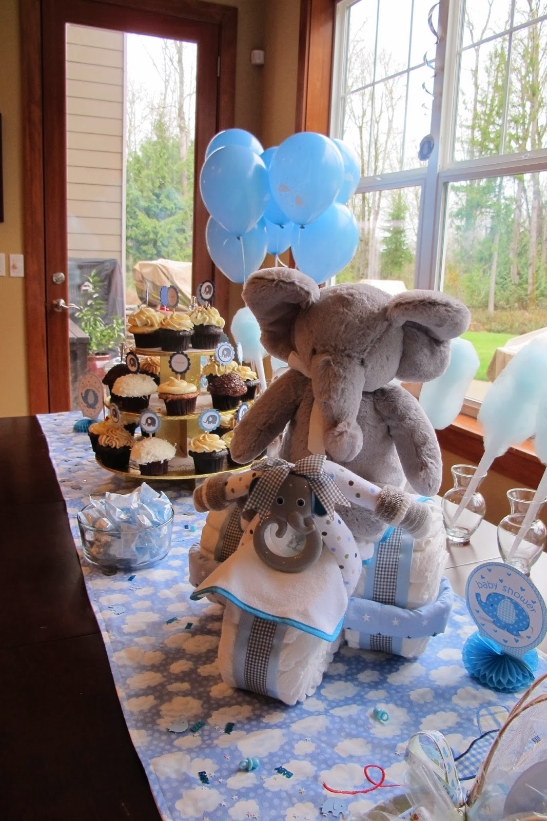 Sew what's cooking with Joan!: Baby Boy shower ideas ... - photo#31